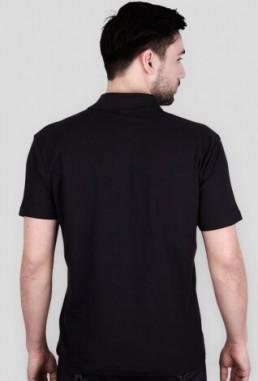 Koszulka męska polo z własnym nadrukiem