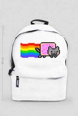 Śmieszny mały plecak