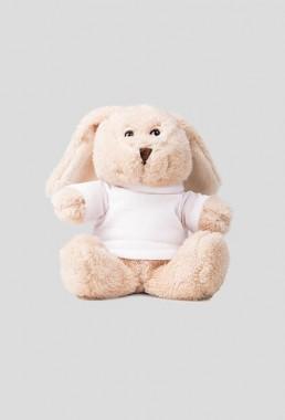 Maskotka królik pluszowy