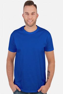 Męska koszulka t-shirt z własnym nadrukiem