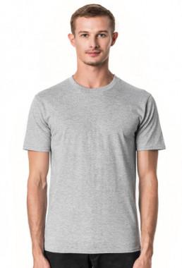 Koszulka męska szara