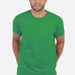 Koszulka męska zielona