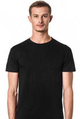 Męska koszulka t-shirt slim z własnym nadrukiem