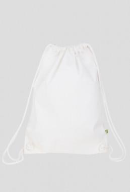 Worek gimnastyczny plecak biały