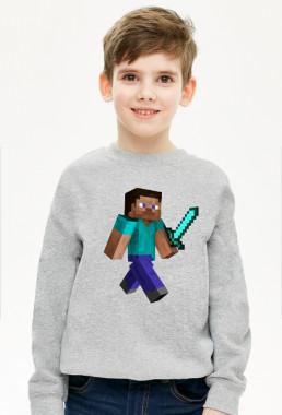 Bluza chłopięca prosta śmieszna
