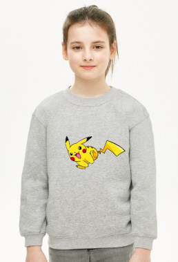 Bluza dziewczęca prosta śmieszna